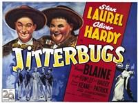 Jitterbugs Wall Poster