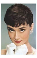 Sabrina - Audrey Wall Poster
