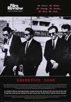 Reservoir Dogs Film Review Wall Poster