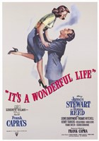 It's a Wonderful Life Frank Capra Fine-Art Print