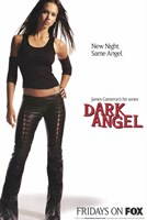 Dark Angel (Tv) Wall Poster