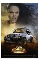 Lara Croft Tomb Raider: the Cradle of Li Wall Poster