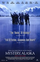 Mystery Alaska Movie Wall Poster