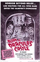 Blood of Dracula's Castle Fine-Art Print
