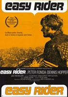 Easy Rider Orange Fine-Art Print