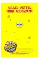 Spongebob Squarepants Movie Wall Poster