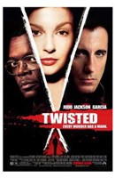 Twisted movie poster Wall Poster