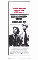 All the President's Men Wall Poster