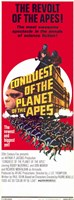 Conquest of the Planet of the Apes Mcdowall And Murray Wall Poster