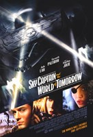 Sky Captain and the World of Tomorrow - style E Wall Poster