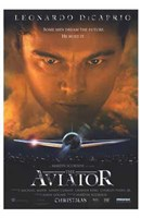 The Aviator Plane Wall Poster