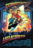 Last Action Hero Fine-Art Print