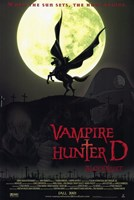 Vampire Hunter D: Bloodlust Fine-Art Print