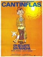 A Quixote Without La Mancha Wall Poster