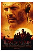 Tears of the Sun Wall Poster