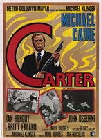 Get Carter Michael Caine Wall Poster