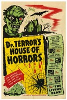 Dr Terror's House of Horrors Fine-Art Print