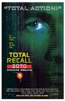 Total Recall 2070 Wall Poster