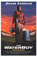 The Waterboy (movie poster) Wall Poster