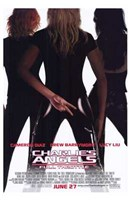 Charlie's Angels: Full Throttle Wall Poster