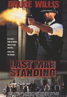 Last Man Standing Wall Poster