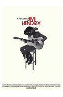 A Film About Jimi Hendrix Wall Poster