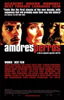 Amores Perros Wall Poster