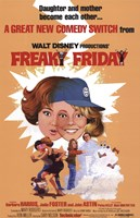 Freaky Friday Wall Poster