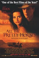All the Pretty Horses Wall Poster