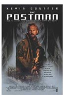 The Postman - Kevin Costner Wall Poster