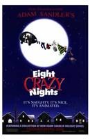 Adam Sandler's Eight Crazy Nights Wall Poster