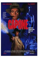 Capone Wall Poster