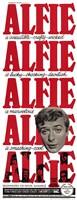 Alfie Alfie Alfie Wall Poster