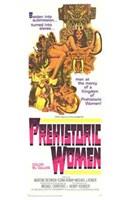 Prehistoric Women, c.1967 Wall Poster