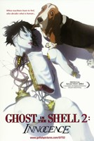 Ghost in the Shell 2: Innocence Fine-Art Print