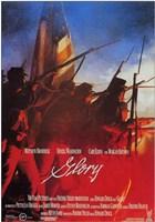 Glory Denzel Washington Wall Poster