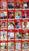 Napoleon Dynamite Characters Wall Poster