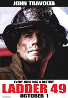 Ladder 49 John Travolta Wall Poster