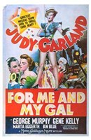 for Me and My Gal - George Murphy Wall Poster