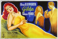 Gilda Glenn Ford & Rita Hayworth Fine-Art Print