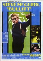 Bullitt (french) Fine-Art Print