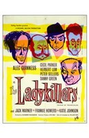 Ladykillers - Alec Guinness Wall Poster