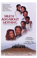 Much Ado About Nothing Wall Poster