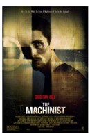 The Machinist Wall Poster