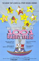 Bugs Bunny's 1001 Rabbit Tales Wall Poster