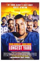 The Longest Yard Adam Sandler Wall Poster