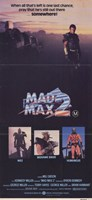The Road Warrior Mad Max 2 Wall Poster