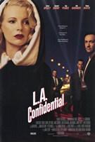La Confidential Wall Poster