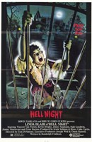 Hell Night Wall Poster