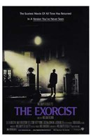 The Exorcist Scariest Movie Fine-Art Print